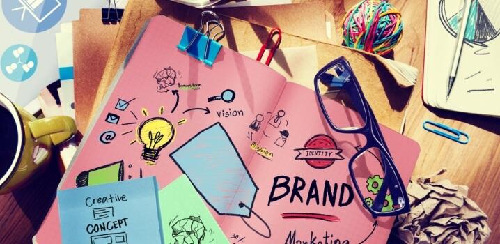 Kreatives Branding