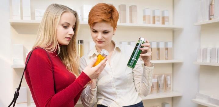 Fachberater Kosmetik
