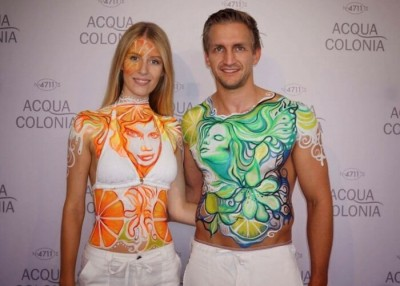 Models Acqua-Colonia-Roadshow