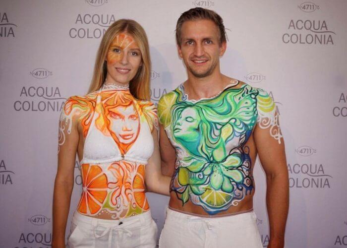 Models Acqua-Colonia-Roadshow