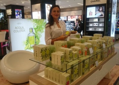 Acqua Colonia Promotion